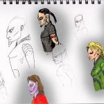 2013 09 19 Character Studies