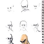 02/10/2013 - Sinister Head Studies