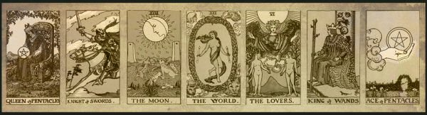 Tarot Reading Banner